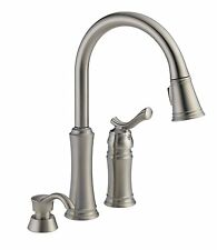 Delta Lakeview 59963-SSSD-DST Pull Down Stainless Kitchen Faucet