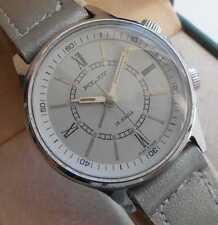 100% original vintage soviet alarm watch Poljot cal. 2612, USSR, 1980's