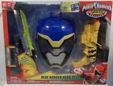 Power Rangers Dino Charge - Blue Ranger Hero Set Mask Dino Morpher Saber (MISB)