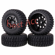 1182-13 SET RC 1:10 Wheel Rim & Tyre Tires For Traxxas Slash 4x4 Pro-Line Racing