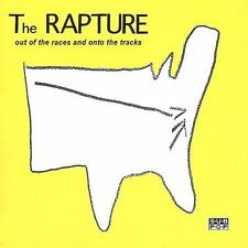Out of the Races and Onto the Tracks [EP] by The Rapture (CD, May-2001, Sub Pop