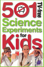 501 TV Free Science Experiments for Kids by Melanie McLennan (Paperback, 2005)