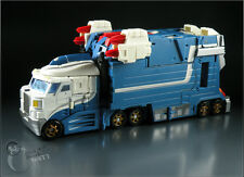 G1 Transformers fansproject City Commander+Ultra Magnus vs Skywarp (Prime RID)