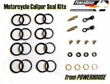 Kawasaki ZXR400L ZXR 400 L 1991-2003  Tokico 4 piston brake calipers seal kit