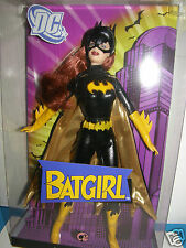 Barbie DC  Batgirl    collector doll