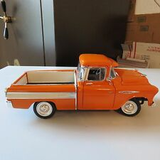 1957 CHEVY CAMEO PICKUP TRUCK ERTL 1:18 SCALE DIECAST