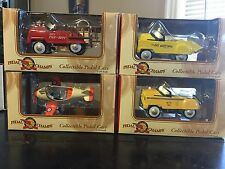 4 Pedal Champs Collectible Pedal Cars 1:10 Scale (New)