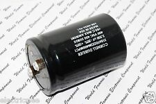 1pcs-CDE 2200uF 400V 3186FD222M400MPC1 Screw Terminal Capacitor-63x93 (BOX036)
