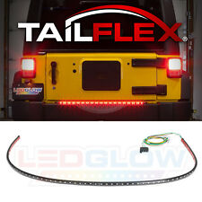 "LEDGlow 36"" TailFlex LED Truck Tailgate Light Bar w Reverse - LU-LB-Flex-36-RW"