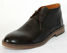 "BOTTINES ZARA MAN HOMME CHAUSSURES CUIR  MARRON T 44 ""NEUVES"