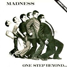 MADNESS - ONE STEP BEYOND CD (1979) FIRST ALBUM / UK-SKA KLASSIKER