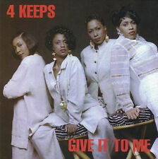 4 Keeps - Give It To Me (CDS) (1994) + MEGA RARE INDIE R&B RNB SOUL