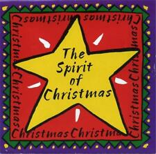 SPIRIT OF CHRISTMAS CD 1993 Southern Sons James Reyne Ross Wilson Yothu Yindi