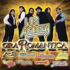 Gira Romantica Acost Gira Romantica: Los Acosta CD ***NEW***