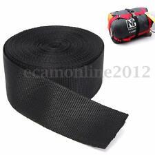 5cm Width Nylon Webbing Tape 10Metre Making Strapping Belting Bag Suitcase Strap