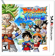 3DS Dragon Ball Fusions Bandai Nintendo Namco Action RPG Games