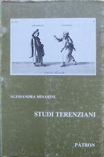 Studi terenziani. Edizioni e saggi universitari di filologia classica; 36.