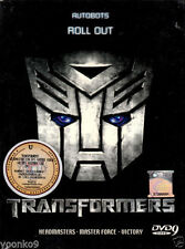 DVD Anime Transformers Headmaster Masterforce Victory English Dub Complete Set