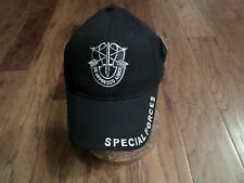 U.S. MILITARY ARMY SPECIAL FORCES HAT EMBROIDERED MILITARY BALL CAP