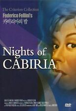 Nights Of Cabiria 1957 - All  Region Compatible François NEW DVD