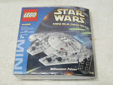 Lego Star Wars Mini Building Millennium Falcon 4488 super rare 87piece