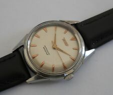 VINTAGE TISSOT AUTOMATIC S STEEL CALIBER 28.5 SWISS WATCH FROM Ca 1950