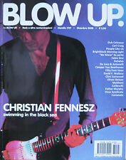 BLOWUP 127 2008 Christian Fennesz DeSalvo Carl Craig People Like Us Dub Colossus