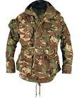 SAS Windproof Smock British Dpm Army Military Jacket Improved Coat Camouflage