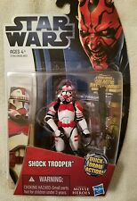 STAR WARS SHOCK TROOPER Action Figure Revenge of the Sith 3.5 inches