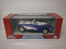 1959 Chevrolet Corvette MLB CHICAGO CUBS Team Collectible Car 1:24 Fleer