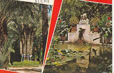 BF22808 elche huerto del cura la palmera imperial y el   spain  front/back image