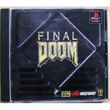 USED PS1 Final Doom [Japan Import] Free Shipping!