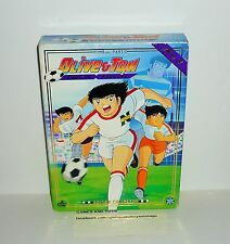 COFFRET 6 DVD VIDEO OLIVE & TOM CAPTAIN TSUBASA EDITION COLLECTOR 3IEME PARTIE