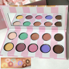New Eye Shadow 10 Color Eyeshadow Palette Matte Shimmer Beauty Makeup Mirror Set