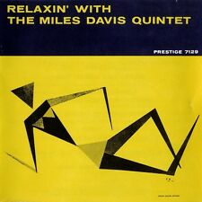 Miles Davis RELAXIN' WITH THE MILES DAVIS QUINTET New Sealed Vinyl LP