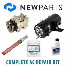 Ford Freestar 2004-2007 Complete AC A/C Repair Kit With NEW Compressor & Clutch