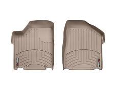 WeatherTech® FloorLiner for Nissan Murano - 2003-2007 - 1st Row - Tan