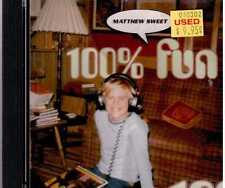 MATTHEW SWEET 100% FUN CD