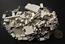1/35th scale Middle East concrete rubble debris, Tamiya Meng diorama