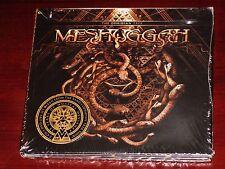 Meshuggah: The Ophidian Trek 2 CD + DVD 3 Disc Set 2014 Nuclear Blast NB USA NEW