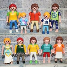 Playmobil 10 Figures Family with kids
