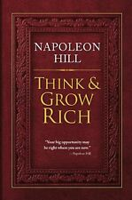 *New Hardcover* Think and Grow Rich – January 1, 2012 by Napoleon Hill