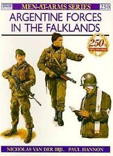 Argentine Forces in the Falklands Vol. 250 (Osprey Military, Falklands War 1982)