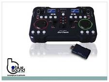 DJTech Mix FREE- Mixer wireless, con WLAN-Controller Consolle dj wireless