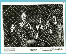 Red Dawn Patrick Swayze Charlie Sheen C Thomas Howell Publicity Press Photo
