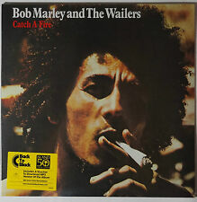 Bob Marley & The Wailers-Catch a fire LP/download 180g REMASTERED VINILE NUOVO