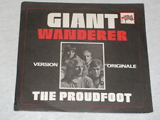 45 tours SP - THE PROUDFOOT - GIANT - 1973