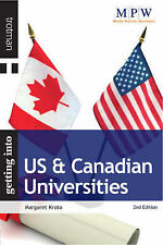 Getting Into US & Canadian Universities (Getting Into series), Kroto, Margaret