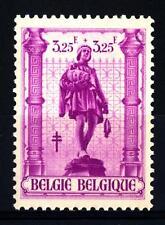 """BELGIUM - BELGIO - 1943 - Statuette dello """"Square du Petit - Sablon"""" a Bruxelles"""