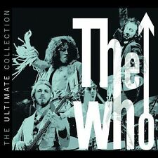 The Ultimate Collection [Bonus Disc] by The Who (CD, Jun-2002, 2 Discs,...